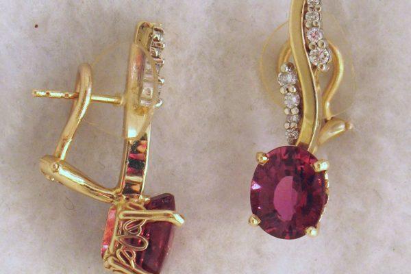 Custom Jewelry - Earrings